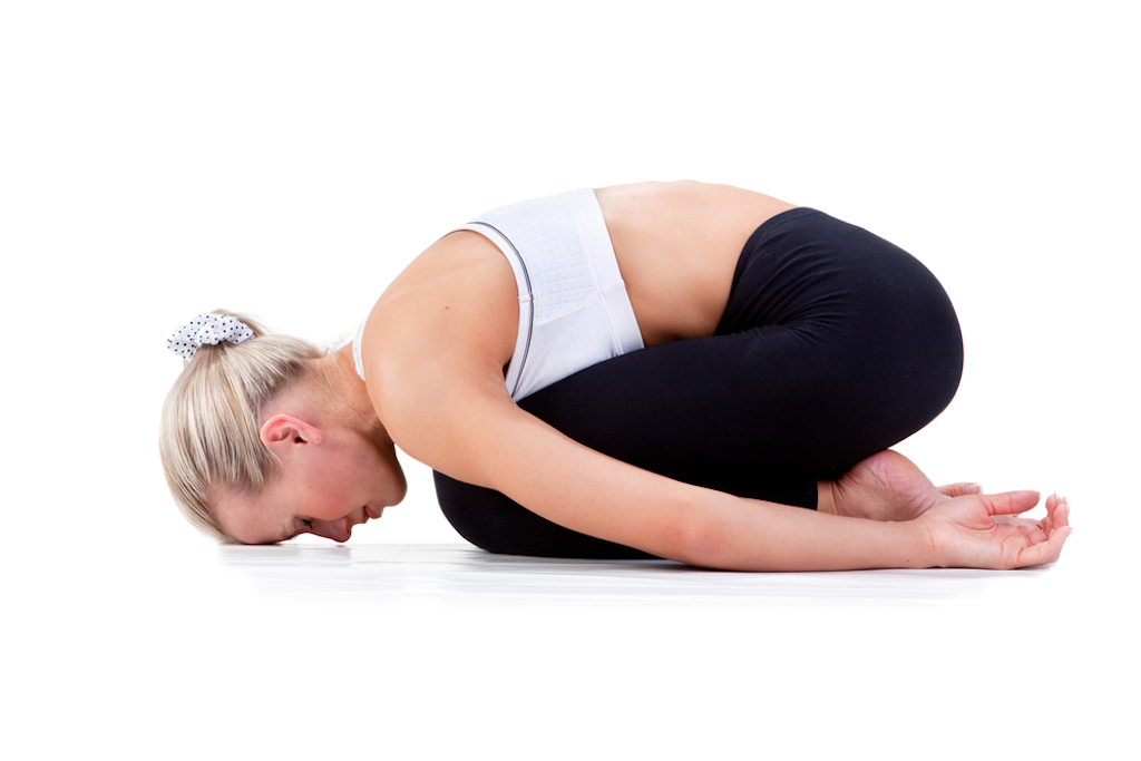 yoga pose for weight loss